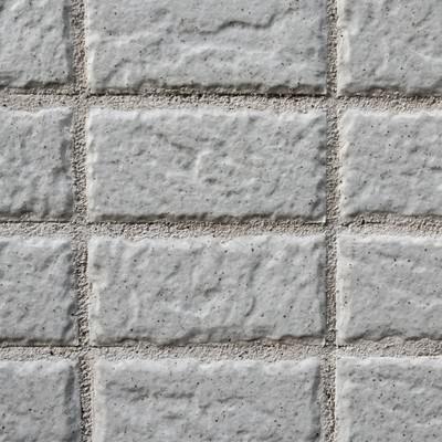「新築の壁(タイル)」の写真素材