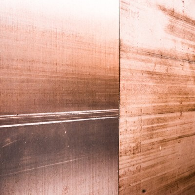 「木目の壁パネル」の写真素材