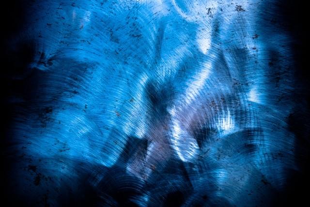 オーロラメタル(テクスチャ)の写真