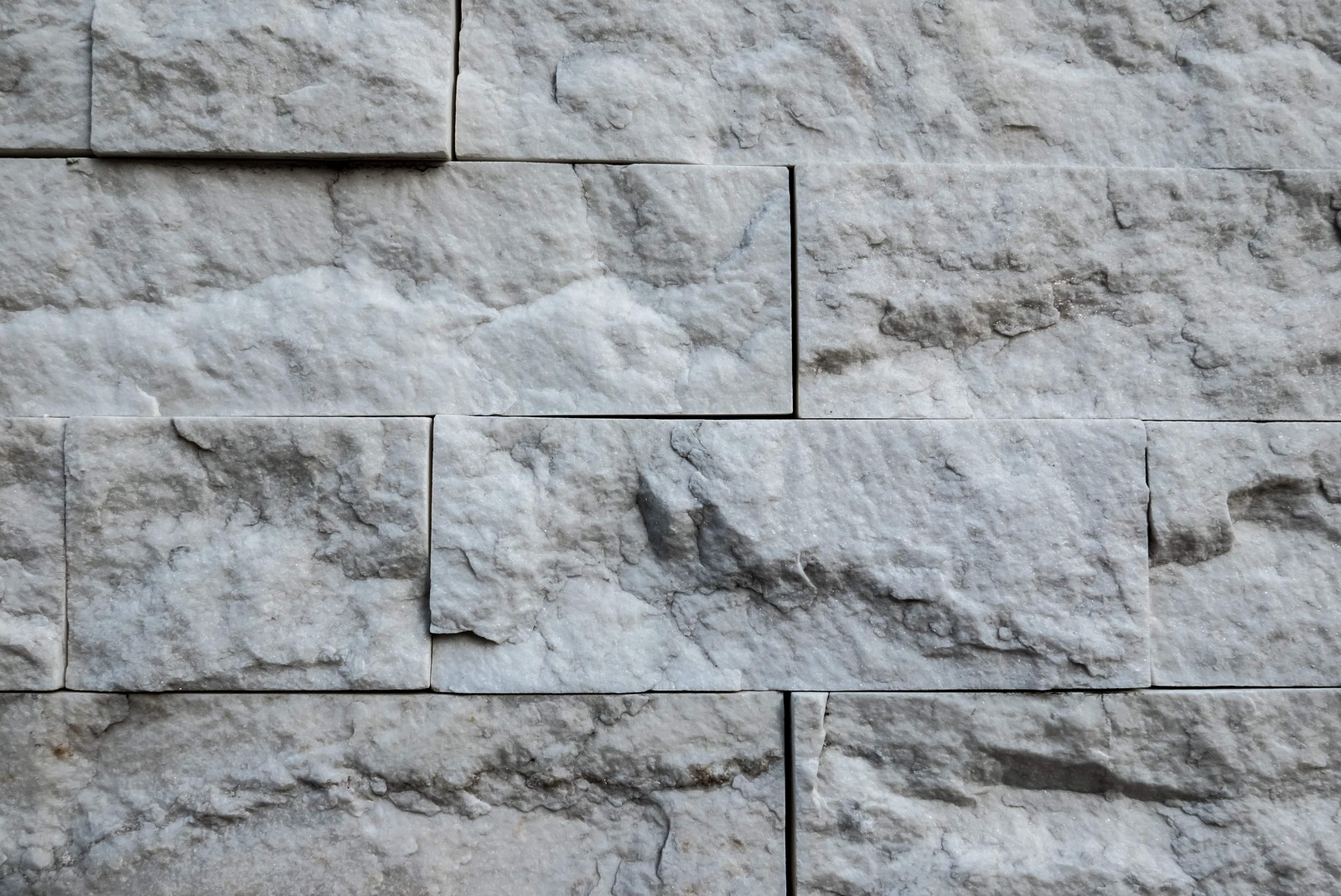「岩の外壁タイル(テクスチャ)」の写真
