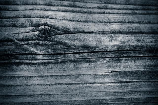 木目の板のテクスチャの写真