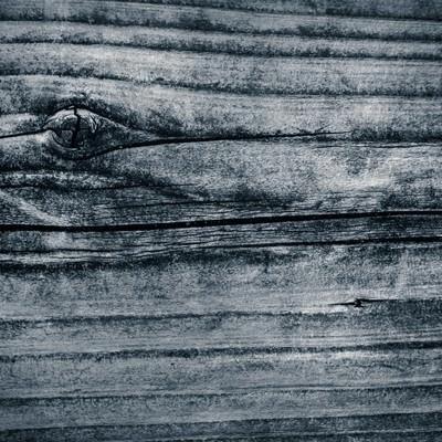 「木目の板のテクスチャー」の写真素材