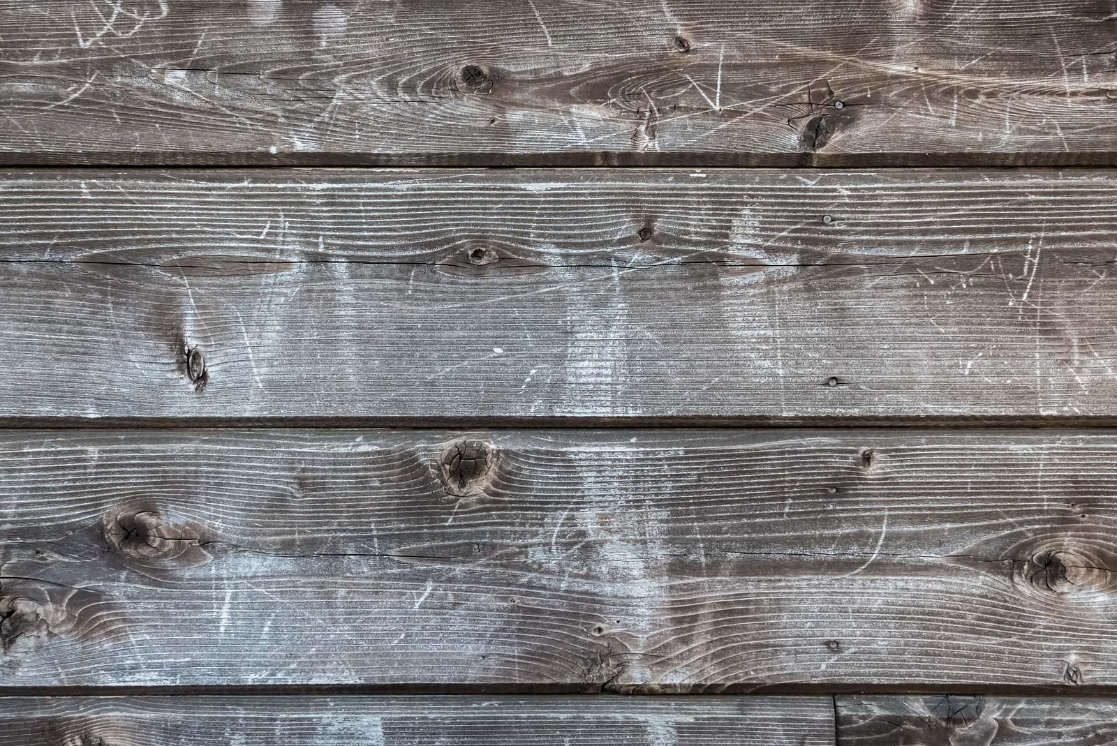 「木造住宅の壁」の写真