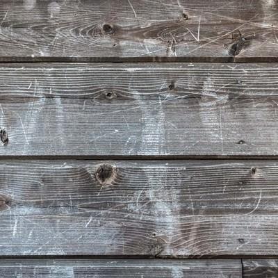 木造住宅の壁の写真