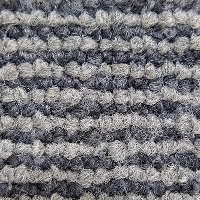 二種類の繊維の写真