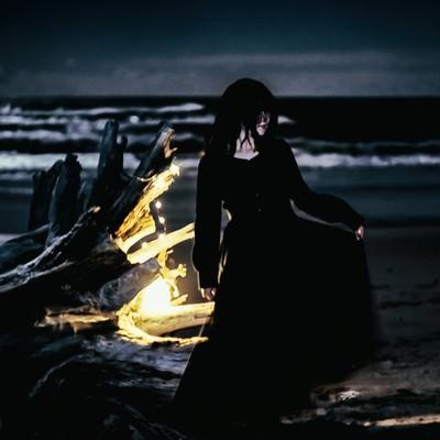 「ワタシトオドリマセンカ…」の写真素材