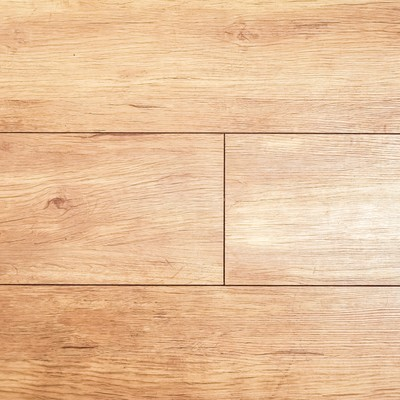 木目のフローリングの写真