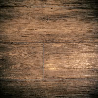 「すさんだ床」の写真素材