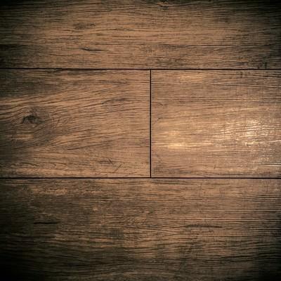 「不気味な木目のフローリング」の写真素材