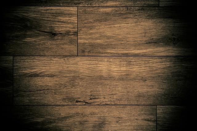 呪われた床の写真