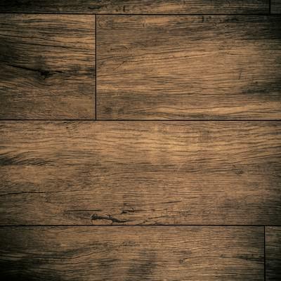 「呪われた床」の写真素材