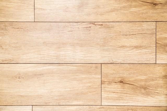 木目調の床の写真