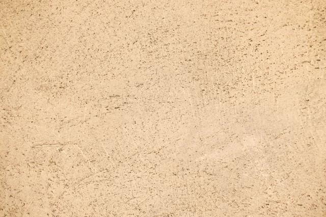 粗いアスファルト白ペンキ(テクスチャー)の写真