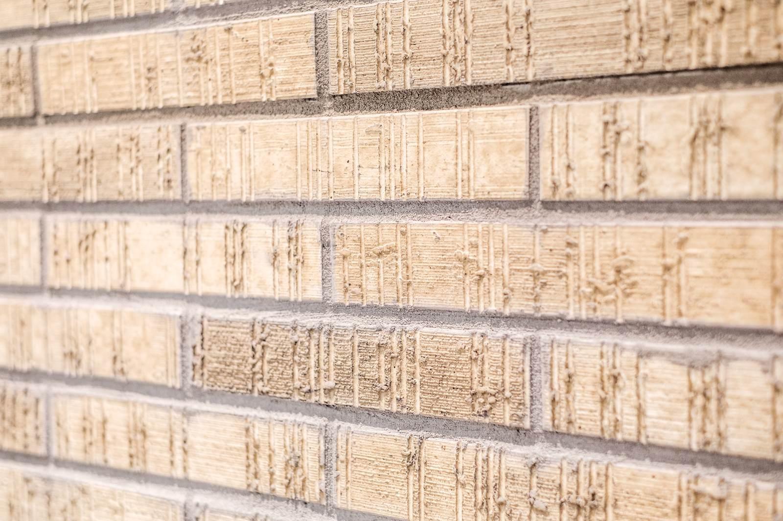 「外壁のタイル」の写真