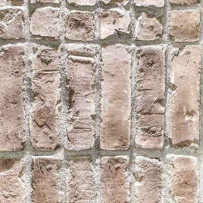 「粗い外壁タイル(エイジング)」の写真素材