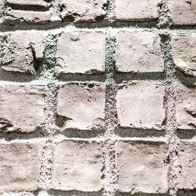 「経年劣化風の外壁タイル」の写真素材