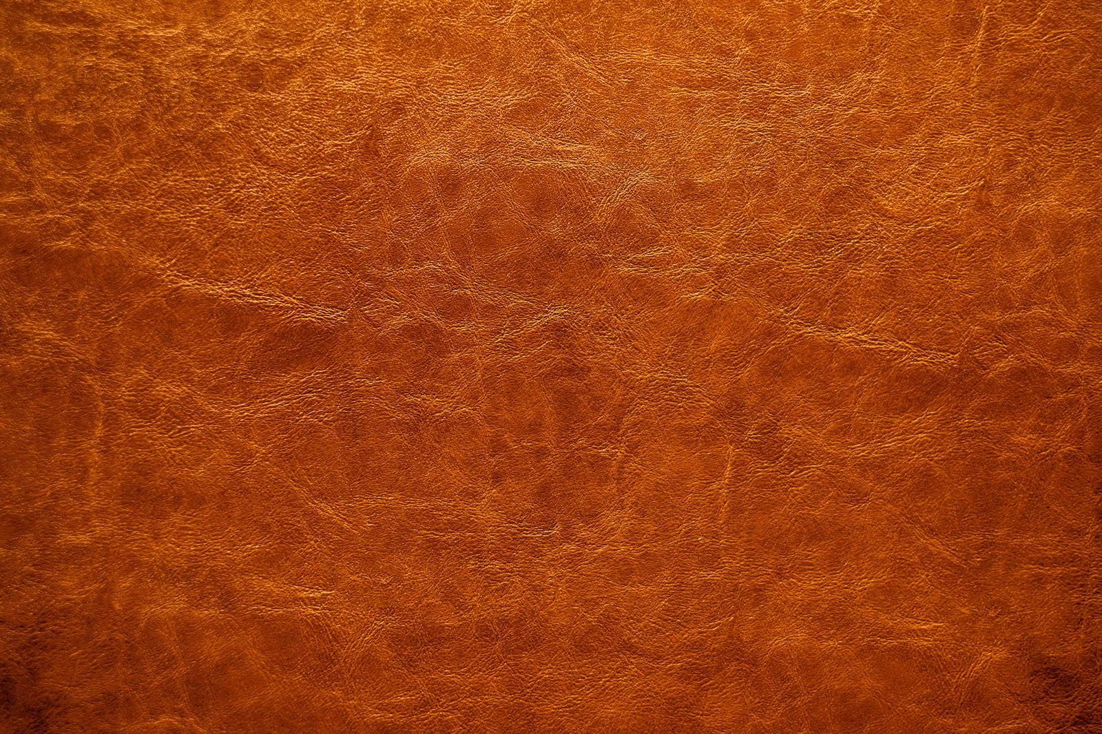 「レザー(皮革)のテクスチャー」の写真