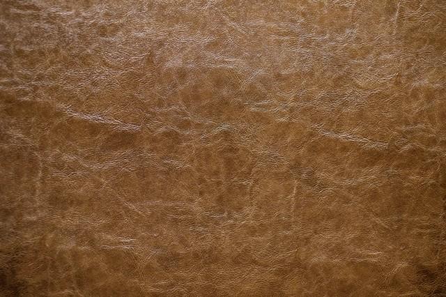 革製品の表面(テクスチャー)の写真