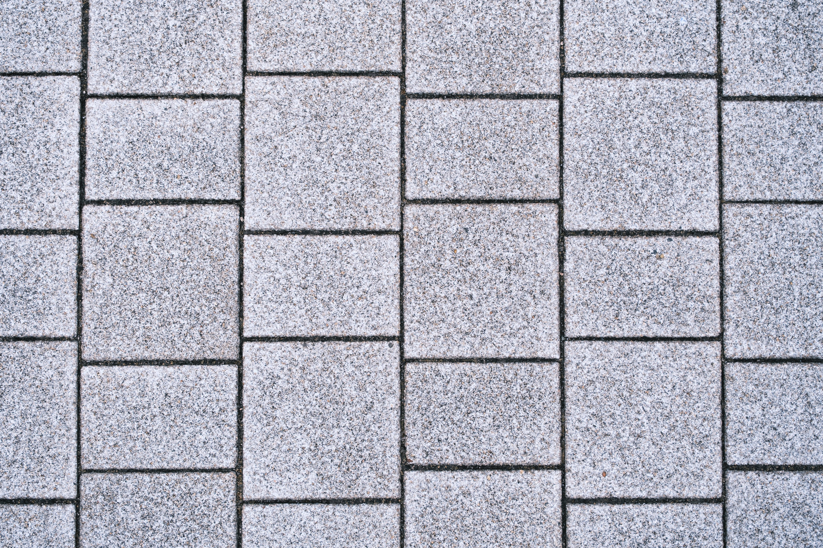 「規則的に並ぶ石材タイル(テクスチャ)」の写真