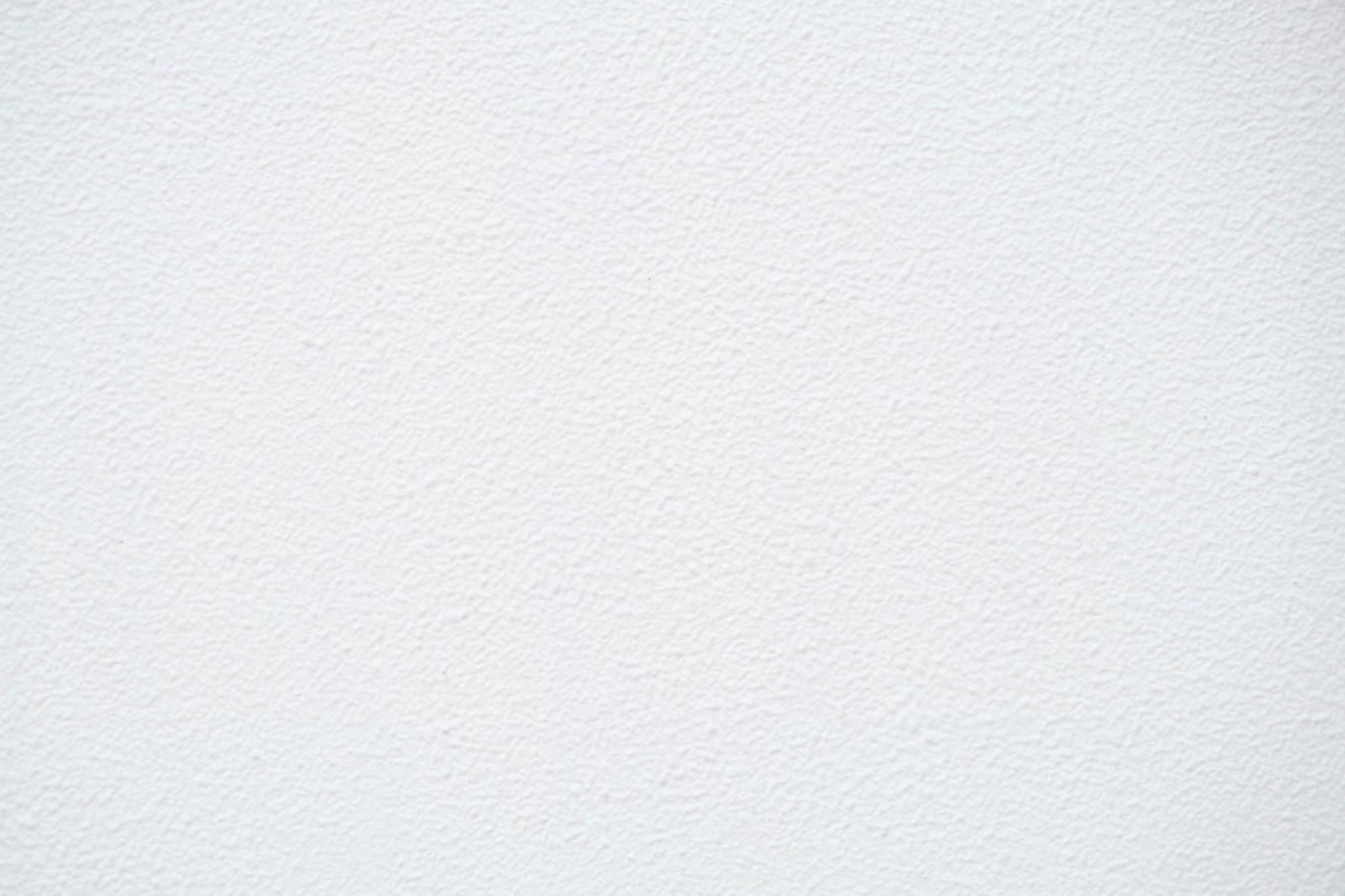 「白色に塗装した外壁(テクスチャ)」の写真