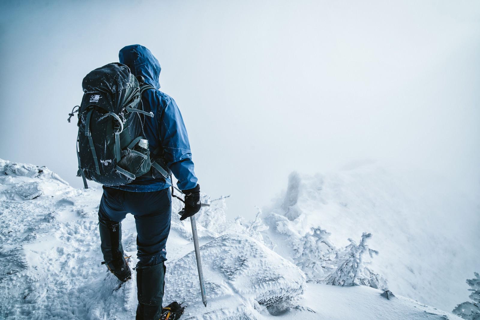 「スカイリムの世界に迷い込んでしまった俺がとりあえず一番でかい山登ってみたww」の写真