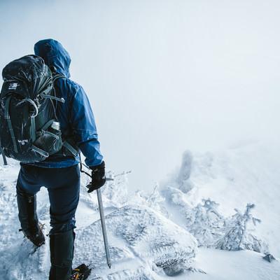 スカイリムの世界に迷い込んでしまった俺がとりあえず一番でかい山登ってみたwwの写真