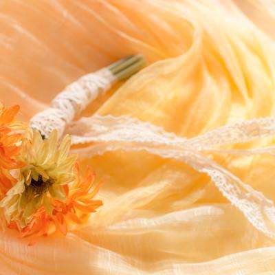 「造花花束」の写真素材