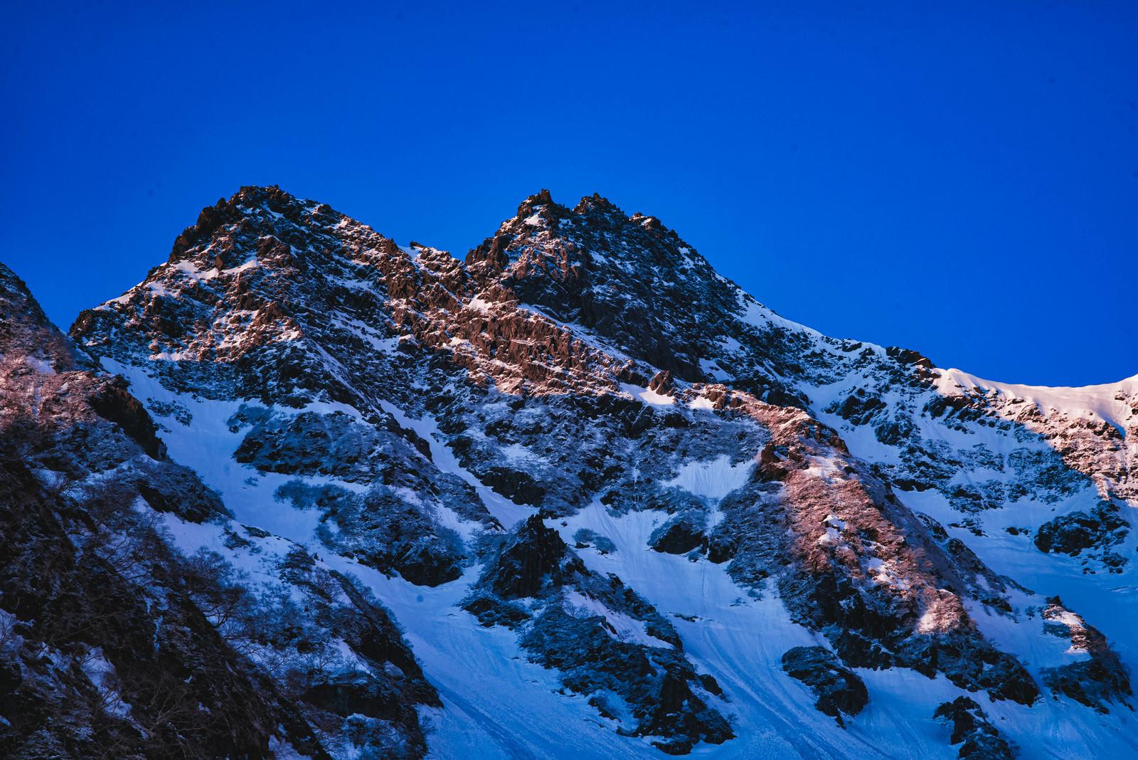 「青い空とザイテングラード」の写真