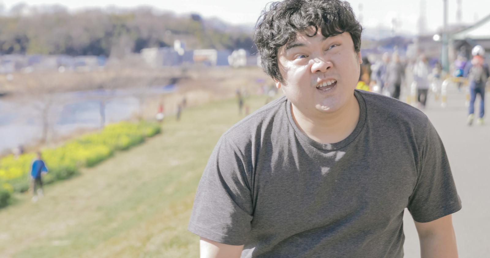 「ダイエットで河川敷を走ってみた結果ダイエットで河川敷を走ってみた結果」[モデル:段田隼人]のフリー写真素材を拡大