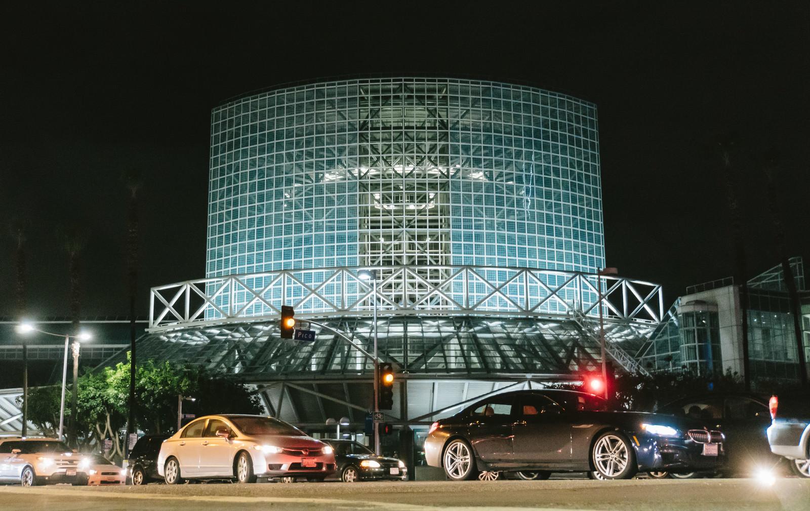 「ロサンゼルス・コンベンション・センター(外観)」の写真