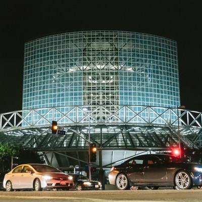 「ロサンゼルス・コンベンション・センター(外観)」の写真素材