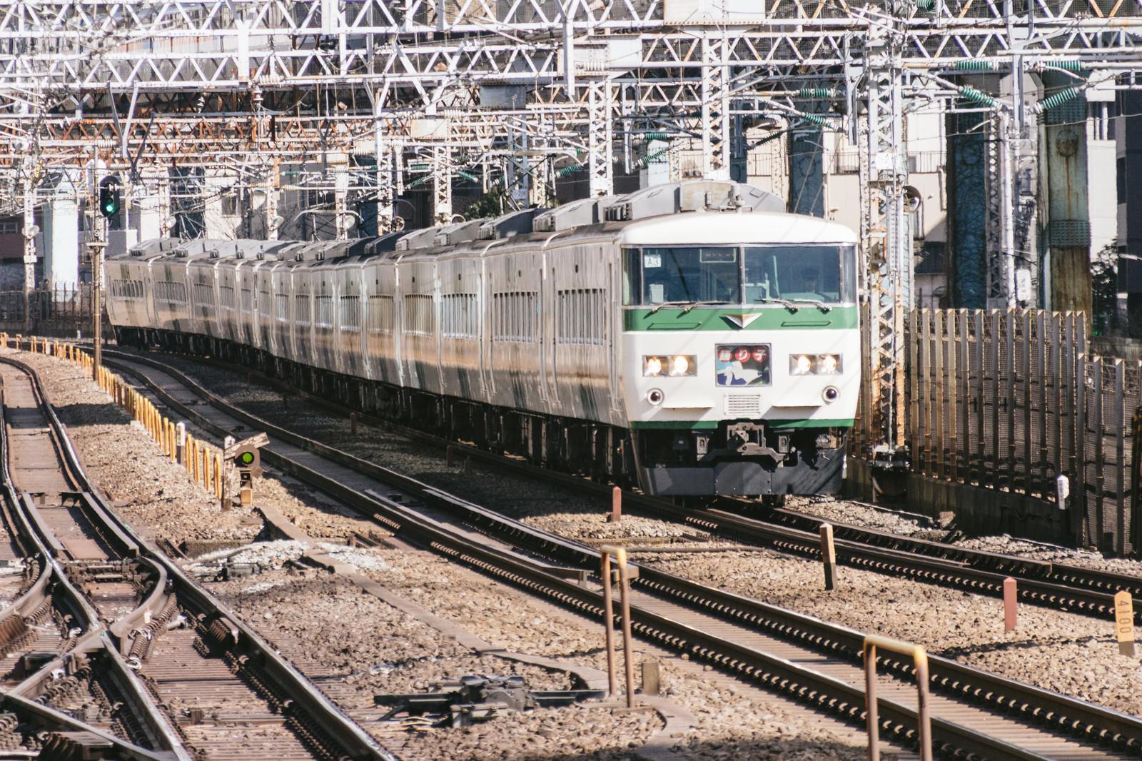 「踊り子号(電車)」の写真