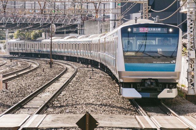【快速】京浜東北ラインの写真
