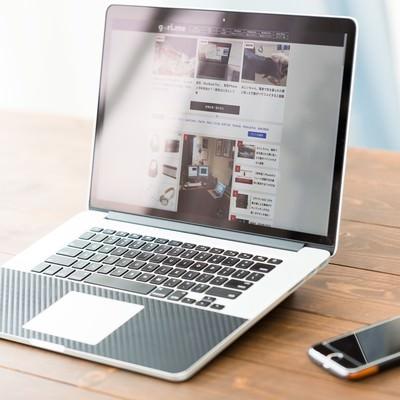 「IT業務をするならハイスペックノートは必須」の写真素材