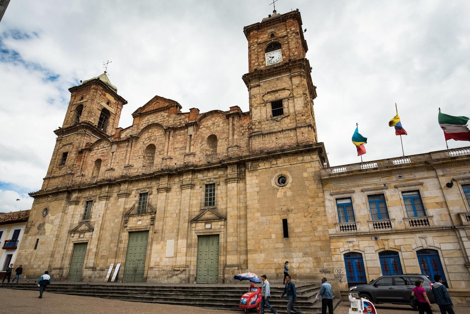 「コロンビアにある教会」の写真