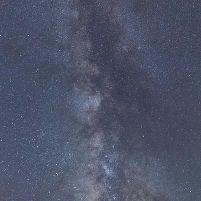 「天の川」の写真素材