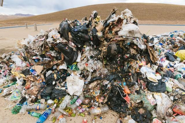 環境汚染が問題の南米のゴミ事情(閲覧注意)の写真