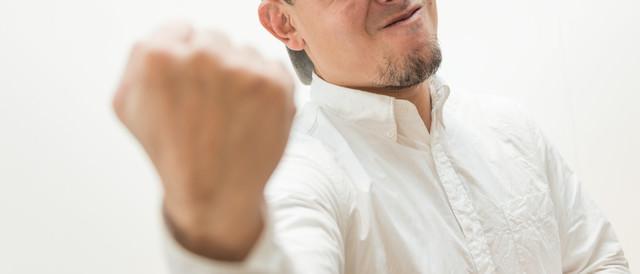 腕っぷし自慢のウェーイ系の写真