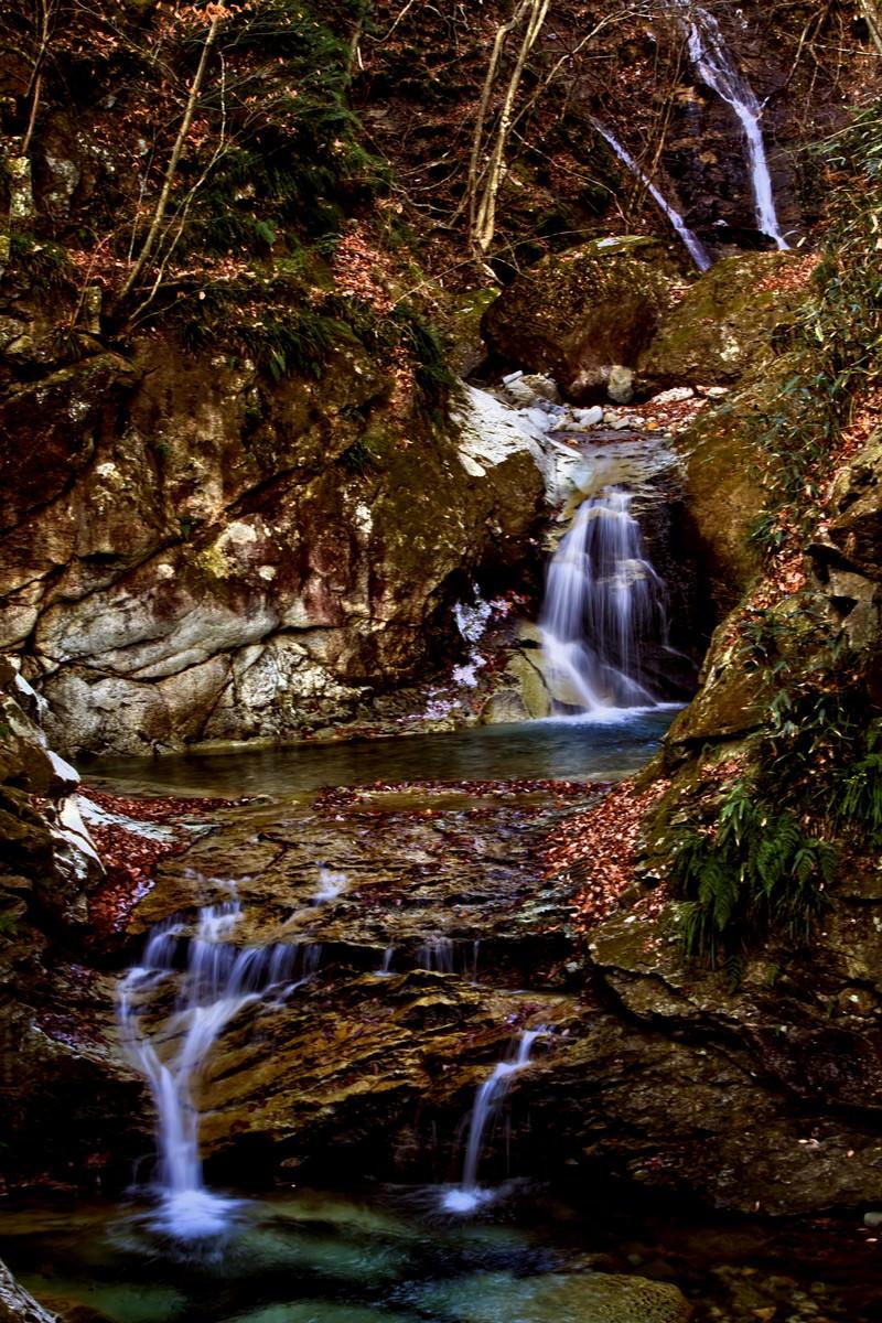 「鬼怒川古釜の滝 | 写真の無料素材・フリー素材 - ぱくたそ」の写真