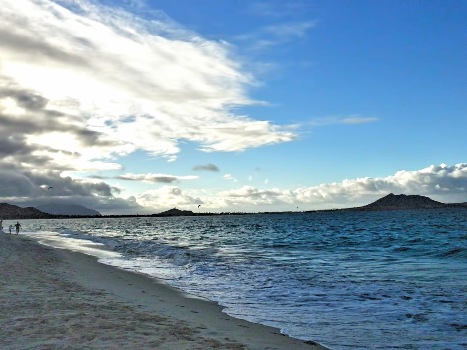 「カイルアビーチ」の写真