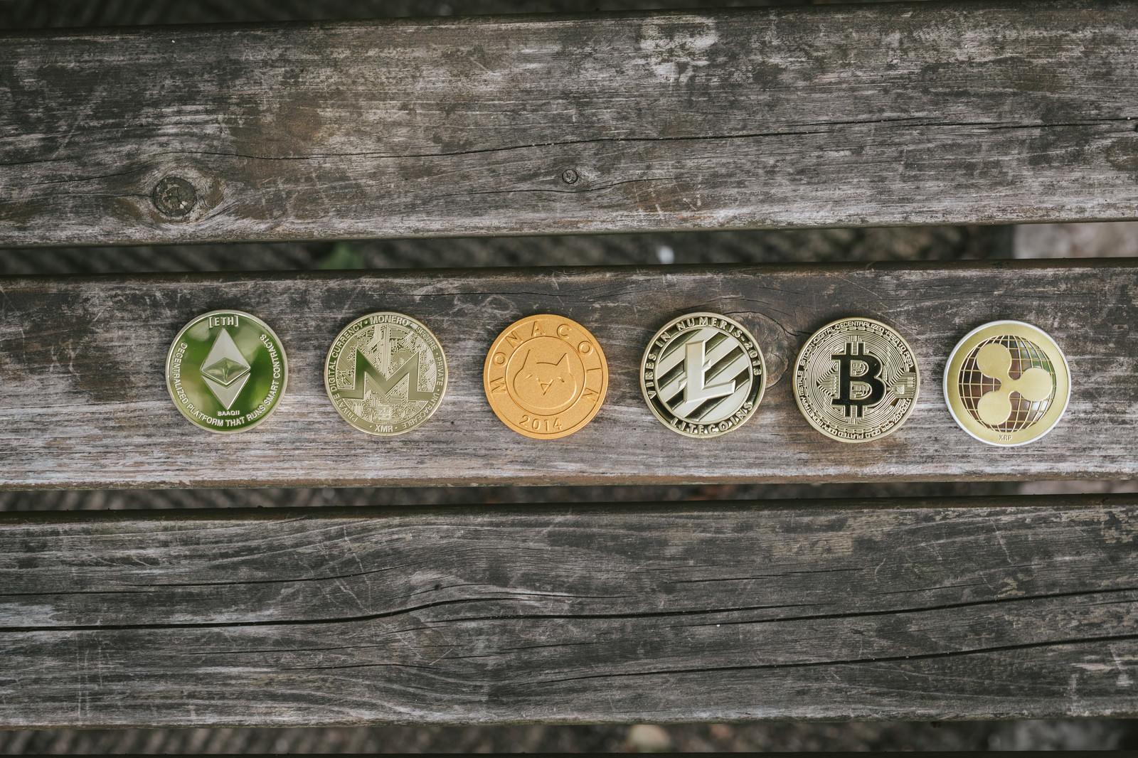 「モナコインを中心にした仮想通貨」の写真
