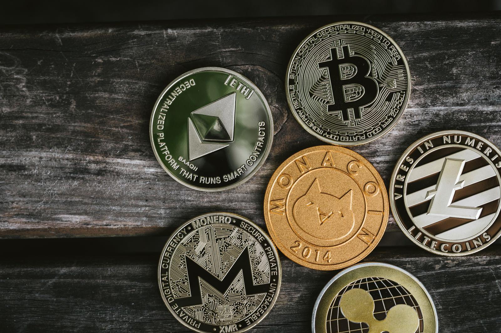 「アルトコインの中で注目されるモナコイン」の写真