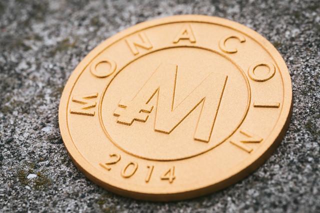 モナコイン(Monacoin)の写真