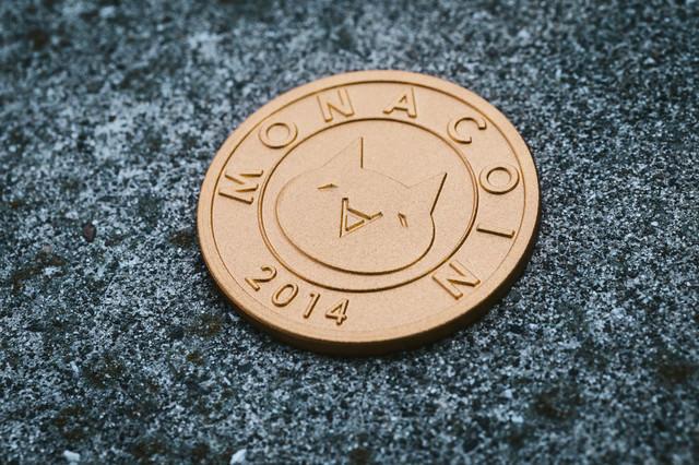 オマエモナコインの写真