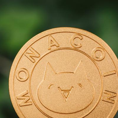 MonaCoin(モナコイン・MONA)の写真