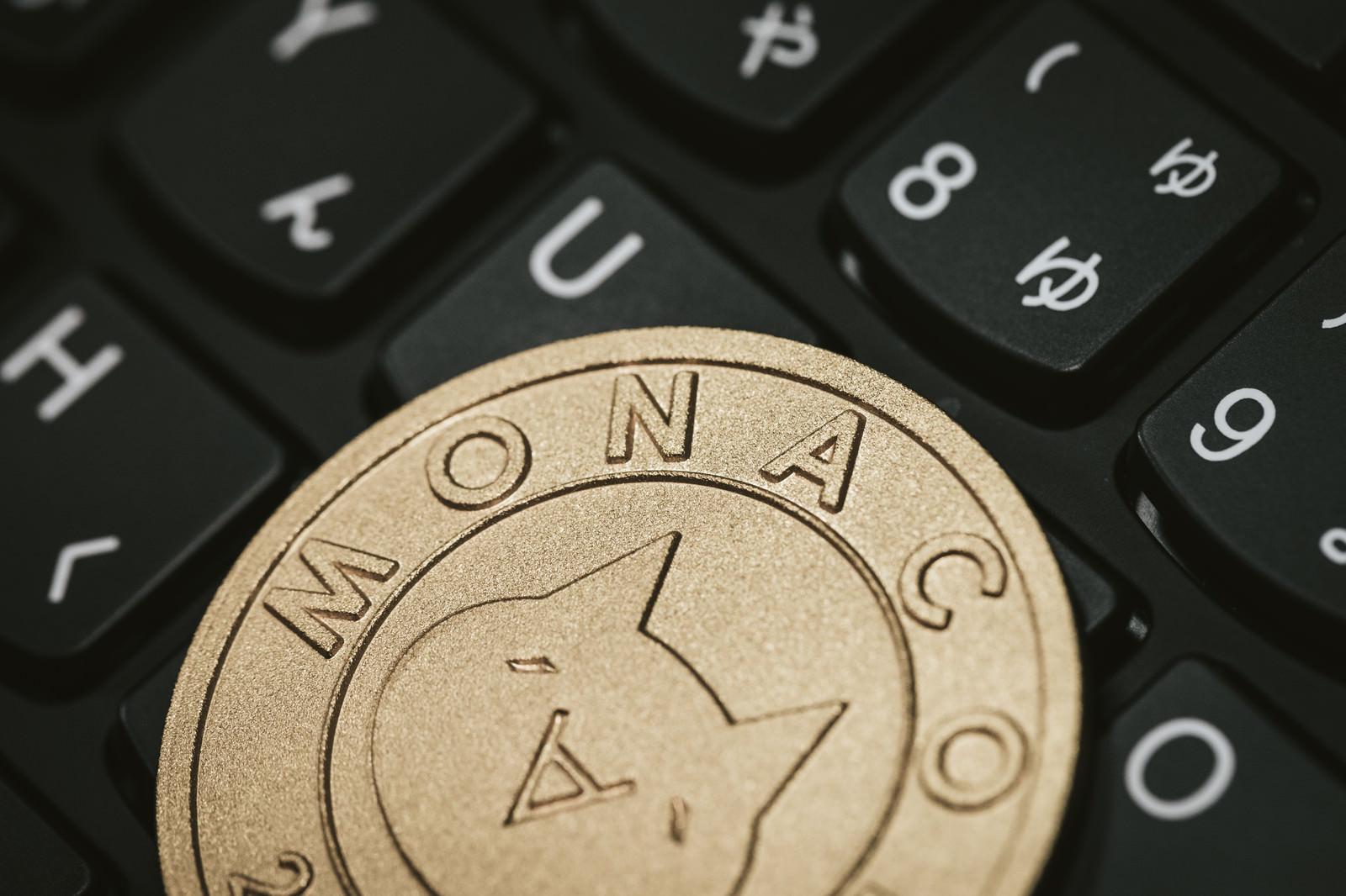「日本発の仮想通貨「モナコイン」」の写真