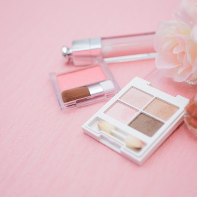 「化粧品」の写真素材