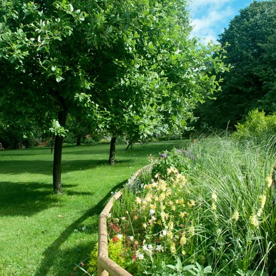 「ロンドン ハイドパーク」の写真素材