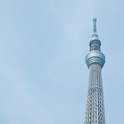 「東京スカイツリー」の写真素材