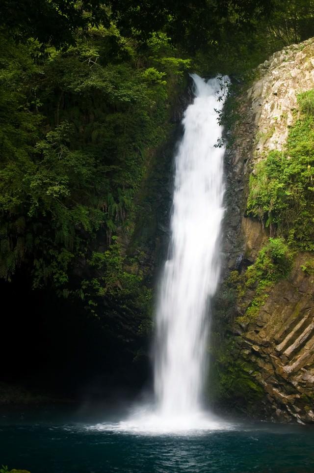 浄蓮の滝の写真